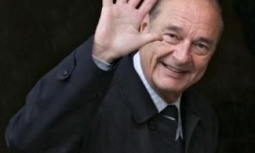Chirac a franchi la barre des 80 ans