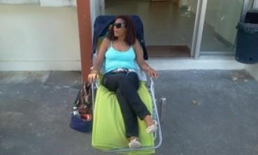 Grève de la faim : la journaliste Lisa David fait un malaise