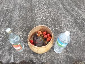 #Quimbois au carrefour Mahault en #Martinique ?