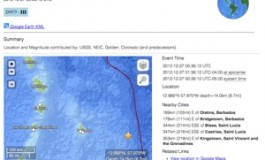 19:36 la terre tremble en Martinique