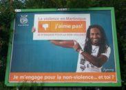 La Région Martinique s'engage pour la non-violence. Et toi ?