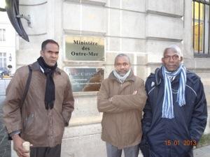 Bal de balaou au Ministère des Outremers