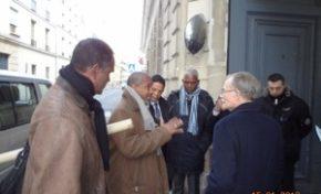 Ministère des Outremers : Alfred Marie-Jeanne puis Jean-Philippe Nilor quittent la réunion
