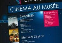 En janvier cinéma au musée