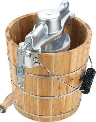 Vous les antillais vous tes bons pour faire des bokits des sorbets q - Sorbetiere manuelle bois ...