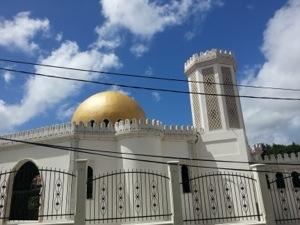 Balata : Après la basilique...la mosquée