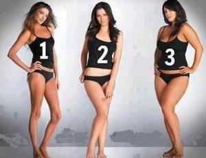 Quel corps préférez vous ?