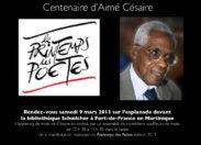 Centenaire d'Aimé Césaire