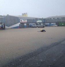 Précipitations, inondations, le mauvais temps persiste en #Martinique