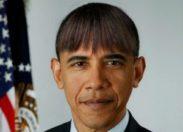 Quand Barack Obama lâche ses cheveux
