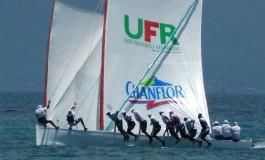 UFR Chanflor gagne le Festival de Yole de Martinique