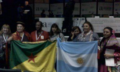 Résumé du IVème Congrès national de la culture Argentin