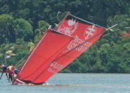 Yoles Rondes Martinique : Résultats de la course du Robert