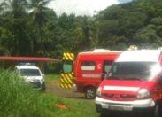 #Accident sur le Tour cycliste de la #Martinique