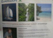 #Tarzan...personne ne connait la #Guadeloupe comme lui