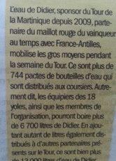 En pleine année Aimé #Césaire, France-Antilles, édition # Martinique, recrute #Nabila...