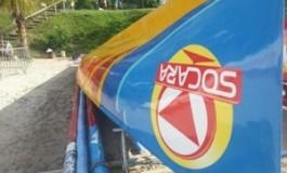 #TDY2013 Live de la troisième étape du Tour de la #Martinique des #yoles rondes