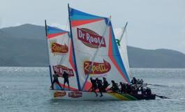Tour de la #Martinique des yoles 2013 : Aujourd'hui Dr Roots/Zapetti