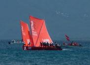 Tour des yoles 2013 : Aujourd'hui Joseph Cottrell/Leader Mat