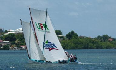 Tour des yoles 2013 : Aujourd'hui UFR/Chanflor