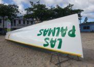 Tour des yoles de #Martinique 2013 : veillée d'armes en images