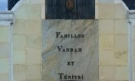 Ce jour, je suis allé prier sur la tombe d'André #Aliker
