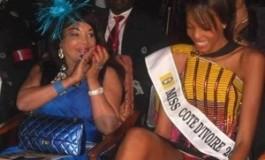 Côte d'Ivoire : une miss très culottée