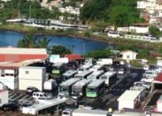 Fin du conflit des bus à Fort-de-France en#Martinique