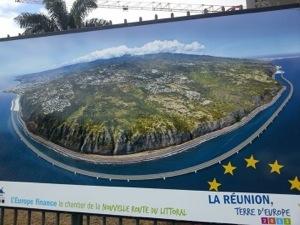 Projet de route du littoral à la #Réunion : la population sera consultée