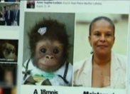 Christiane #Taubira comparée à un singe par une candidate de Front national