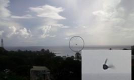 Un OVNI dans le ciel de la #Martinique ?