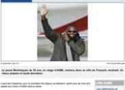 Selon RCI, le retour de Thierry #Dol en #Martinique s'est préparé en toute...discrétion
