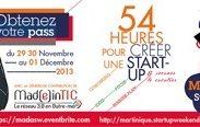 #Martinique Startup Weekend...deuxième du nom