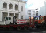 #Martinique = Grève ....Grève = Martinique