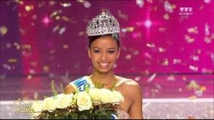 Flora #Coquerel sacrée Miss France 2014
