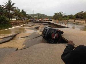 #Noël désastreux à Sainte-Lucie