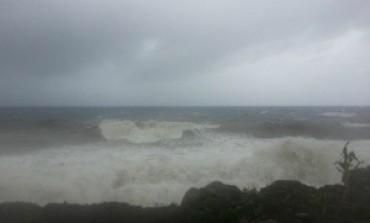 Les premières images du #cyclone #Béjisa à La #Réunion