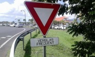 La #Martinique...attention...VERGLAS