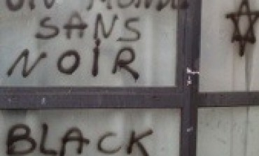 """""""Un monde sans #noir #black de merde"""""""