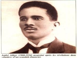 André #Aliker...