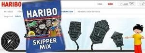 #Haribo ne vendra plus ses #bonbons #noirs, jugés #racistes en #Suède et au #Danemark