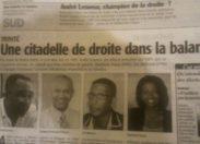 Quand France-Antilles perd le nord, Trinité se retrouve au sud