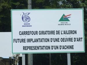 La Région #Martinique invente le Achine