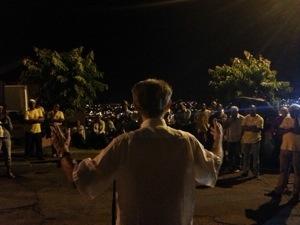 #Municipales 2014 en #Martinique : Alfred Marie-Jeanne soutient Gilles #Belmo à Sainte-Anne