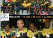 #Carifta Games 2014 : le bilan des médailles
