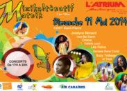 MizikAltènatif Matnik 11 mai au CDST à Saint Pierre