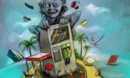 #Grève #SARA...#Martinique ma Strike Island à moi