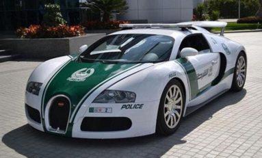 """""""Maman je veux devenir policier...à #Dubaï"""""""