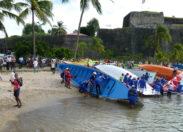 Yole-Ronde de Martinique : course de demain annulée