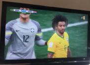#Marcelo, le brésilien du Real Madrid, premier buteur du Mondial 2014